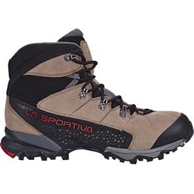 La Sportiva Nucleo GTX Shoes Men Taupe/Brick